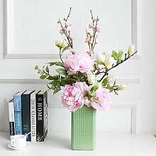 ZHONGLONGZHONG Topfblumengesteck Blumengesteck