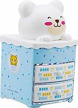 ZhongYi Cartoon-Cubs-Musik-Schmuck-Box basteln