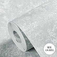 ZHOUKEYU Nordic grau lange Faser Tapete moderne