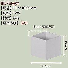 zhouzhou666BD Led Wandleuchte Innen Wandlampe