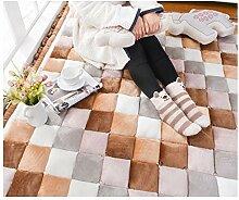 ZHP & Hausteppich Teppich Verdickung Short Home