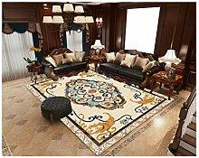 ZHP & Hausteppich Teppich Vintage Bunte Design