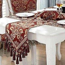 ZHPPRODUCT Edle Und Luxuriöse Tischdecken