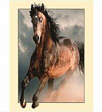zhqingyu 5d berühmte Gemälde, Pferde,