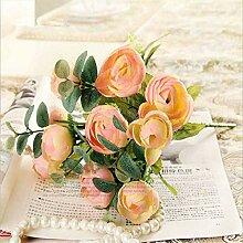 zhtao Blumenstrauß-Parteidekoration Der