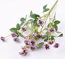zhtao Künstliche Blumenstrauß-Partei-Dekoration