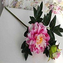 zhtao Künstliche Blumenstrauß Party Dekoration