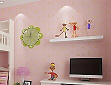 ZHUANBIZI Kinderzimmer Tapete/Junge Mädchen