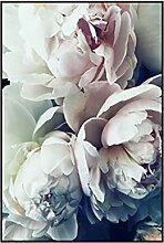 ZHUANGSHIHUA Moderne Leinwand Malerei Rosa