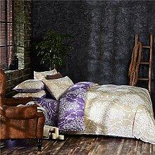ZHUDJ Baumwolle 4 Stück_Bett Vier Stücke aus Baumwolle Baumwolle 4 Großhandel Drucken, China Tingka Sailo, 1.5 und 1.8 Bed Für Allgemeine Zwecke