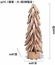 ZHUDJ Holz- Festliche Liefert Weihnachtsgeschenke