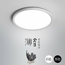 ZHUDJ Runde Wohnzimmer Lampe Led Deckenleuchte