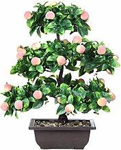 Zhuhaitf Künstliche Pflanze Bonsai
