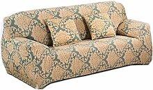 Zhuhaixmy Breathable Gewebe Sofa Slipcover, Sofa Garnituren, Möbel-Schutz, Couch Abdeckung, Single-Seat (keine Rückenlehne), Muster #1