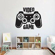 Zhuhuimin PS4 Game Gamer Controller Wall Sticker