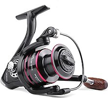 ZHYLing Angelrolle Spinning Baitcasting 8kg max