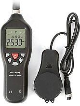 ZHYONG TL-600 Digital Lux Meter Datensatz mit