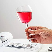 ZHZHUANG 200-300Ml Becher Kristallglas Rotwein