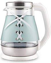 ZHZHUANG 5L Glas Wasserkocher, Öko-Wasserkocher,