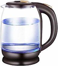 ZHZHUANG Glas Wasserkocher, Eco Wasserkocher Mit