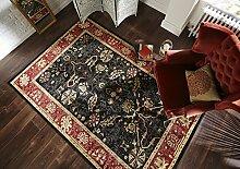 Ziegler Arak schwere Oriental Klassische Schwarz Rost Bereich Perser Design Teppich in 6Größen, 160 x 230 cm (5'3'' x 7'7'')
