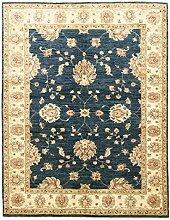 Ziegler Teppich Orientalischer Teppich 198x156 cm,
