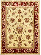 Ziegler Teppich Orientteppich 209x151 cm, Pakistan