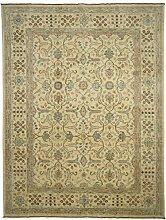 Ziegler Teppich Orientteppich 352x271 cm, Pakistan Handgeknüpft Klassisch