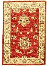 Ziegler Teppich Orientteppich 87x58 cm, Pakistan