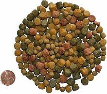 Zierfischtreff Hausmarke KoiPellets bunt, 1 kg