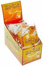 Zig Zag Drehfilter Slim - 10 x + Tabakdose und