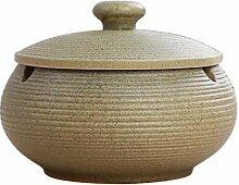 Zigarren Aschenbecher, Chinesische Keramik