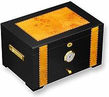 Zigarrenaufbewahrungsbox Zedernholz Zigarre