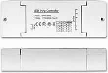 ZigBee 4 Kanal Dimmaktor Alexa kompatibel für LED