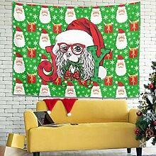 Zigeuner Grün Frohe Weihnacht Hundefreude
