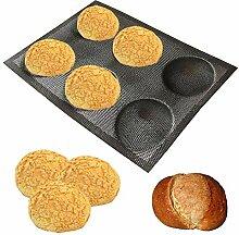 Zihui Silikon Brotform Mini Baguette Backblech