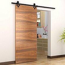 Zimmertür-Scheune aus Holz Schiebetür