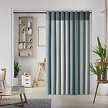 Zingtto Raumteiler-Vorhang Schiebetür-Vorhang