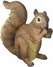 Zingz und Thingz nibbeln Eichhörnchen Garten