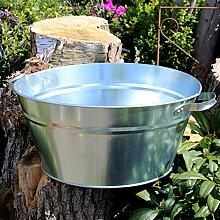 Zinkwanne 38 Liter