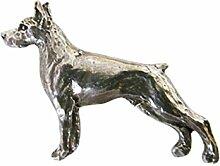 Zinn ~ full body Rottweiler, ~ Kühlschrank Magnet
