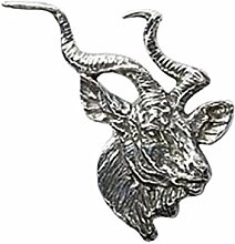 Zinn ~ Kudu ~ Kühlschrank Magnet ~ m106m