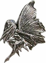 Zinn ~ Premium Fairy ~ Kühlschrank Magnet ~