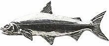 Zinn ~ Weißfisch ~ Kühlschrank Magnet ~ f026m