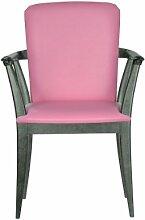 Zinn Winsor Stuhl Pink