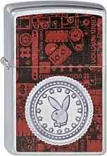 Zippo 2002763 Feuerzeug 200 Playboy