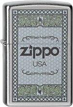 Zippo 2004207 Feuerzeug 205 Usa Frame 2
