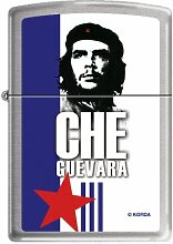 Zippo 508Feuerzeug Che Guevara Che Guevara Blau-Weiß