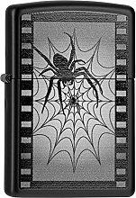 Zippo 60000082 Feuerzeug Spider Web Film