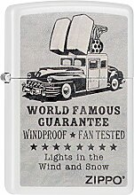 Zippo 60000201 Feuerzeug Vintage Car